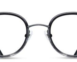 matsuda-optique-ronde-gris-face